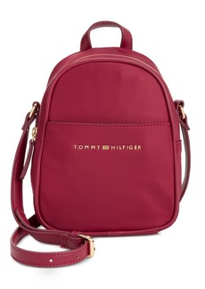 Tommy Hilfiger Juliette Nylon Mini Backpack Crossbody