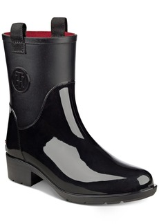 Tommy Hilfiger Khristie Rain Boots Women's Shoes