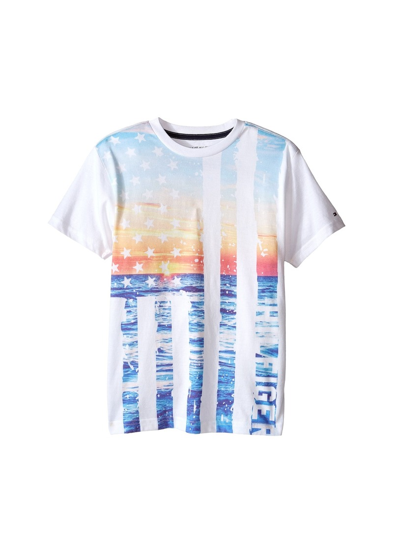 Tommy Hilfiger Kids Cody Tee (Big Kids)