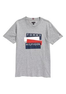 Tommy Hilfiger Kids' Graphic Tee (Big Boy)