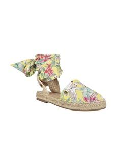 Tommy Hilfiger Kimey Espadrille Ankle Tie Sandal (Women)