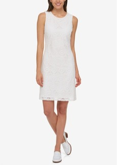 Tommy Hilfiger Lace Dress, Created for Macy's