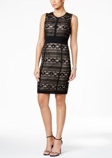 Tommy Hilfiger Lace Sheath Dress