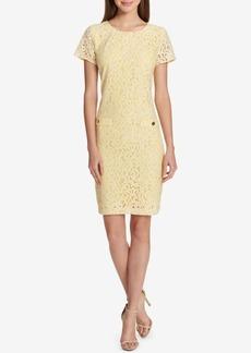 Tommy Hilfiger Lace Shift Dress