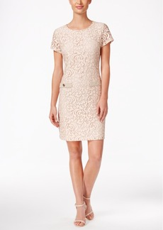 Tommy Hilfiger Lace Shift Dress
