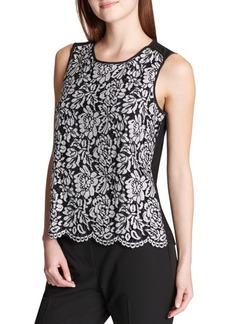 Tommy Hilfiger Lace Tank Top