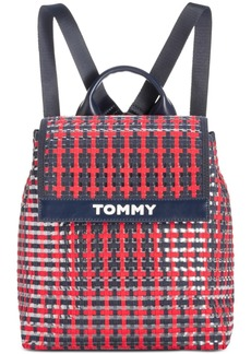 Tommy Hilfiger Laie Woven Jelly Backpack