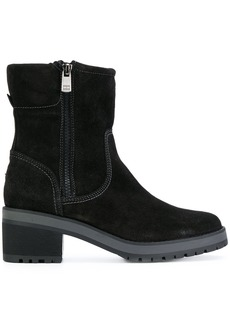 Tommy Hilfiger lined ankle boots - Black