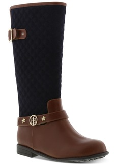 Tommy Hilfiger Little & Big Girls Andrea Equine Tall Boots