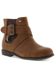Tommy Hilfiger Little & Big Girls Short Booties