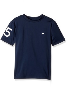 Tommy Hilfiger Little Boys' #8 Athletic Tee