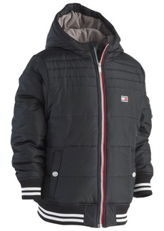 Tommy Hilfiger Little Boys Bailey Hooded Puffer Jacket