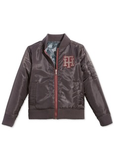 Tommy Hilfiger Little Boys Branson Reversible Jacket