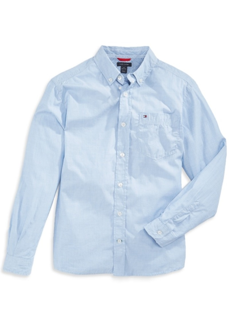 fc0646ce6 Tommy Hilfiger Tommy Hilfiger Button-Down Shirt, Toddler Boys Now $30.00