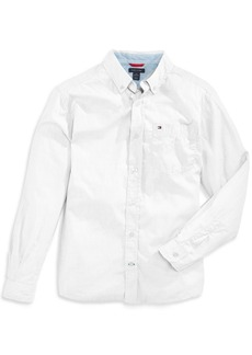Tommy Hilfiger Button-Down Shirt, Little Boys