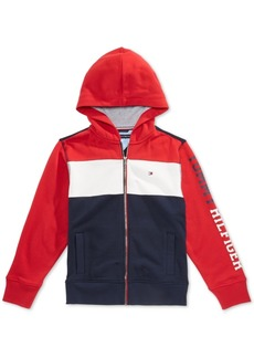 Tommy Hilfiger Little Boys Colorblocked Hoodie