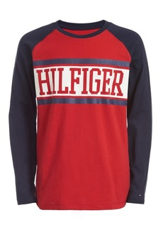 Tommy Hilfiger Toddler Boys Davis Colorblocked Logo T-Shirt