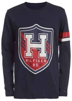 Tommy Hilfiger Little Boys Eddie Logo T-Shirt