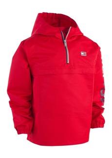 Tommy Hilfiger Little Boys Fraiser Pullover Hooded Windbreaker Jacket