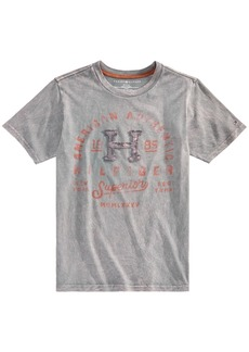 Tommy Hilfiger Little Boys Graphic-Print Cotton T-Shirt