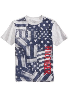 Tommy Hilfiger Little Boys Graphic-Print T-Shirt