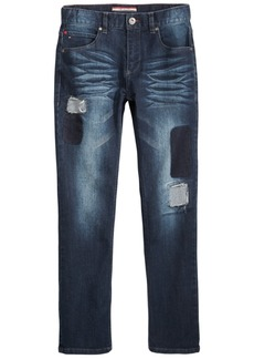 Tommy Hilfiger Big Boys Patchwork Revolution Jeans