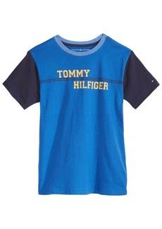 Tommy Hilfiger Little Boys Leo Graphic-Print Cotton T-Shirt