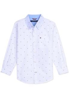 Tommy Hilfiger Toddler Boys Logo Print Shirt