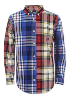 Tommy Hilfiger Little Boys Raymond Plaid Shirt