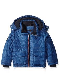 Tommy Hilfiger Little Boys Richard Puffer Jacket