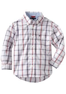 Tommy Hilfiger Little Boys' Samuel Plaid Shirt  5/Regular
