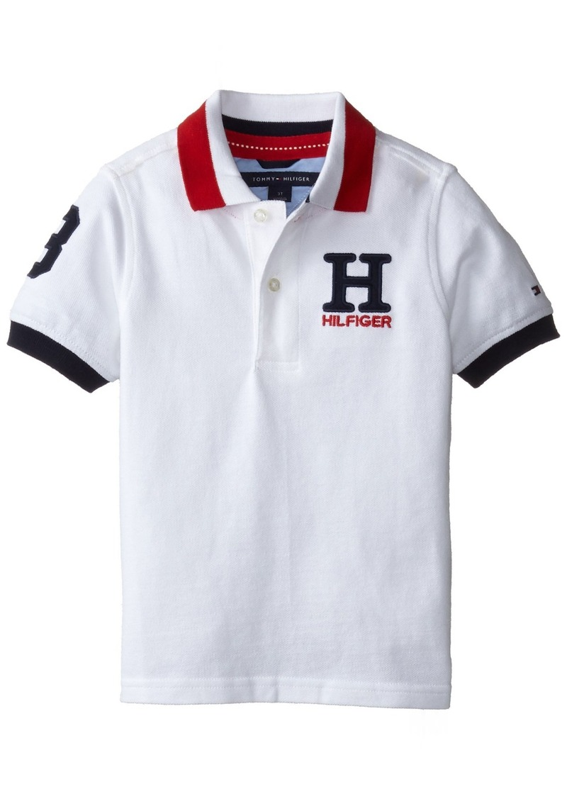 Tommy Hilfiger Tommy Hilfiger Little Boys' Short Sleeve ...