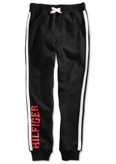 Tommy Hilfiger Little Boys Side Stripe Athletic Pants