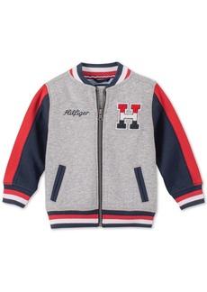 Tommy Hilfiger Toddler Boys Wayne Colorblocked Varsity Jacket