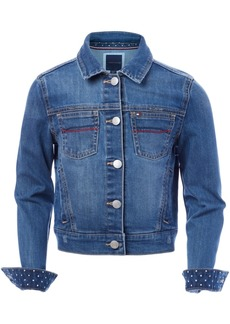 Tommy Hilfiger Little Girls Denim Jacket