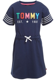 Tommy Hilfiger Toddler Girls French Terry Dress