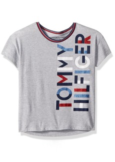 Tommy Hilfiger Little Girls' Graphic Tee