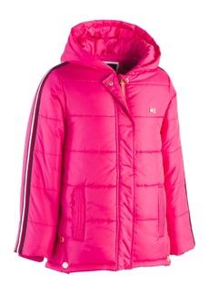 Tommy Hilfiger Little Girls Hooded Puffer Jacket