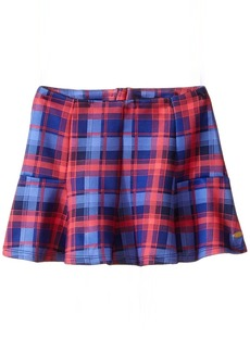 Tommy Hilfiger Little Girls' Plaid Printed Neoprene Skirt  5