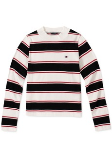 Tommy Hilfiger Little Girls Striped Top