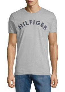 Tommy Hilfiger Logo Graphic Cotton Tee