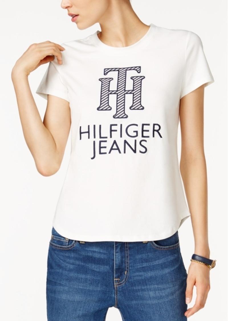 2e647b04f42b Tommy Hilfiger Tommy Hilfiger Logo Graphic T-Shirt