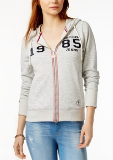 Tommy Hilfiger Logo Hoodie, Only at Macy's