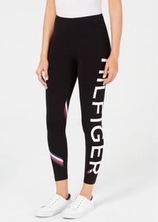Tommy Hilfiger Logo-Print Leggings
