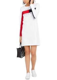 Tommy Hilfiger Logo T-Shirt Dress