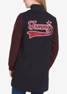 Tommy Hilfiger Logo Varsity Coat