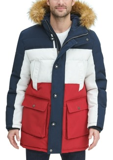 Tommy Hilfiger Long Snorkel Coat