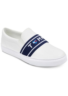 Tommy Hilfiger Lourena Slip-On Fashion Sneakers Women's Shoes