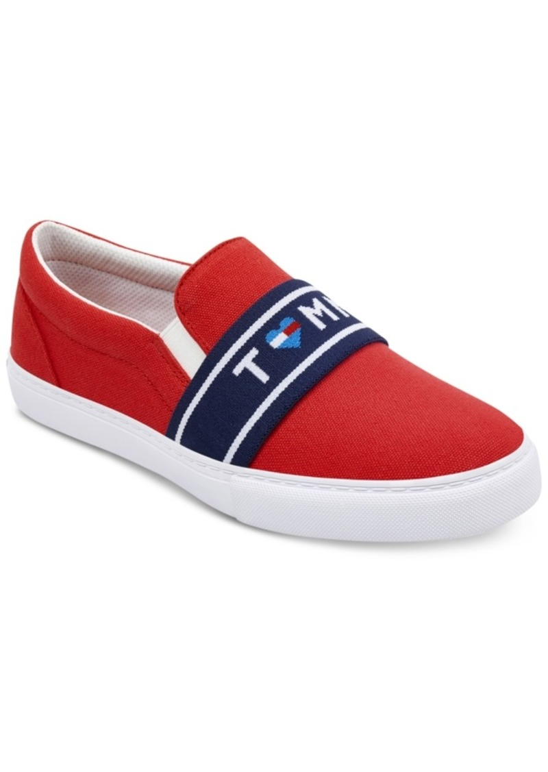 5befa39fa1261 Tommy Hilfiger Tommy Hilfiger Lourena Slip-On Fashion Sneakers ...