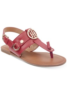 Tommy Hilfiger Luvee Flat Sandals Women's Shoes